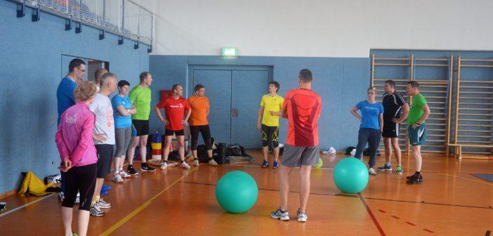 Tolle Übungsleiter-Fortbildung in Sachsen