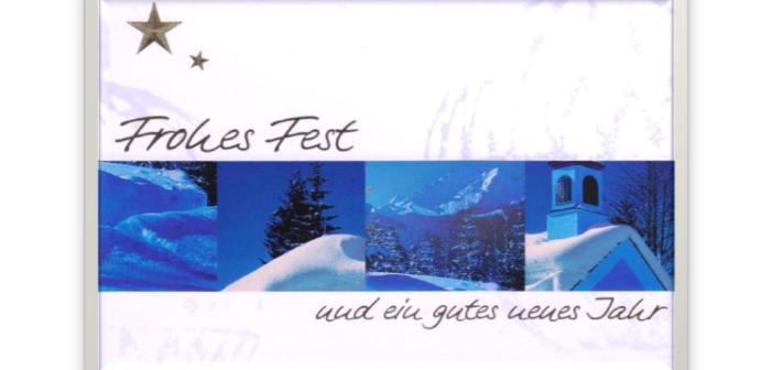 Weihnachtsgruß des Skiverbands Sachsen-Anhalt