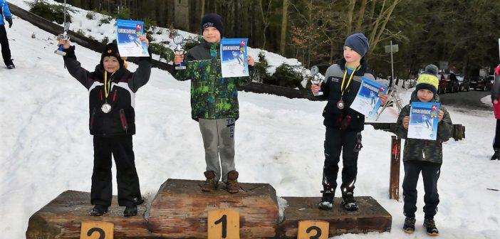 Frieder Stoor und Tom Julien Menger sind Landesmeister