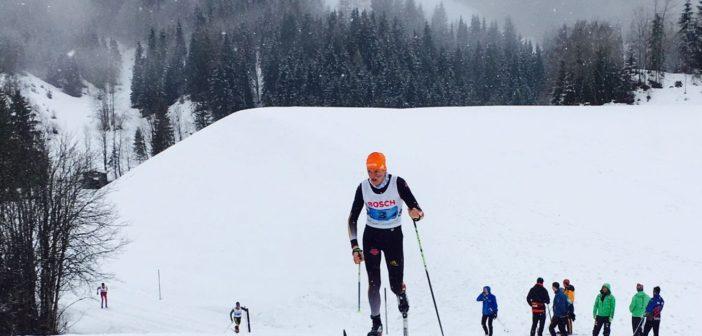 Starker Auftritt der Skilangläufer bei den OPA-Games in Sankt Ullrich