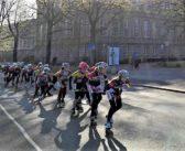Wintersportler mit Podestplatzierungen beim Leipzig Marathon