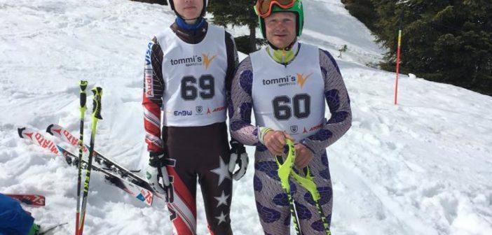 Harzer Alpinsportler meistern Zielsetzung zum Saisonfinale
