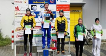 Wintersportler dominieren in Großenhain und Jessica Löschke schnuppert Olympia(Ab-) Luft