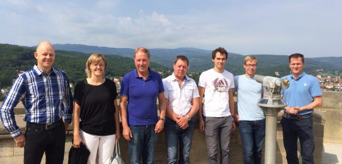 Deutscher Skiverband und Landessportbund würdigen Nachwuchsarbeit im Skiverband Sachsen-Anhalt