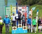 Josephin Laue überzeugt beim Alpencup in Predazzo