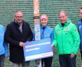 MITGAS fördert Josephin Laue vom SFV Rothenburg