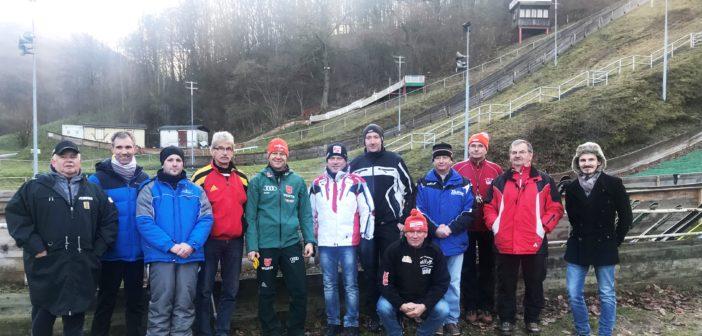Attraktiver Fortbildungslehrgang mit Sepp Buchner in Wernigerode