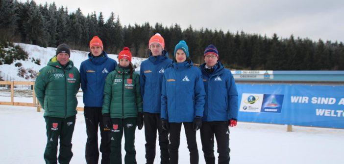 Top Platzierungen beim DP in Oberhof – Jessica Löschke für Junioren-WM qualifiziert