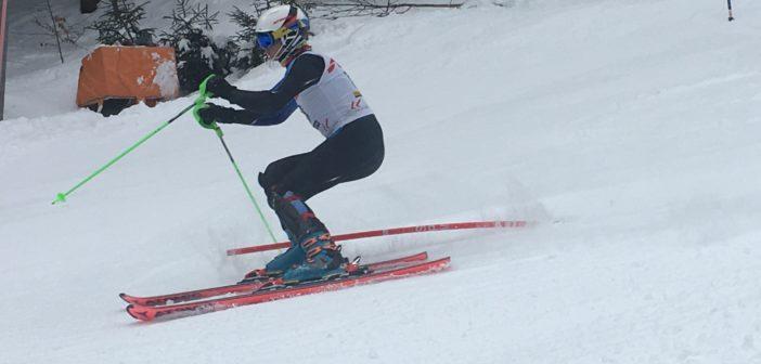 Alpinsportler mit positivem Zwischenfazit