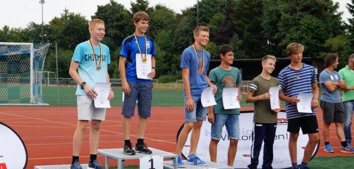 Sachsen-Anhalts Langläufer mit drei Medaillen bei Sommerleistungskontrolle