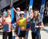 Josephin Laue Gesamt-Zweite der FIS-Ladies-Tour