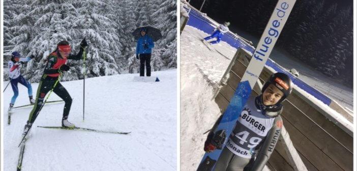 Jessica Löschke und Josephin Laue für Juniorenweltmeisterschaften nominiert