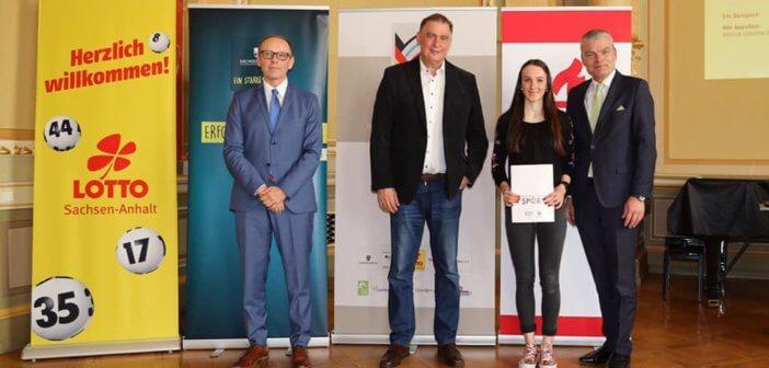 Jessica Löschke ins Juniorteam Sachsen-Anhalt berufen