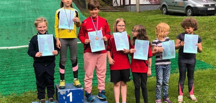 Landesmeisterschaften in Wippra