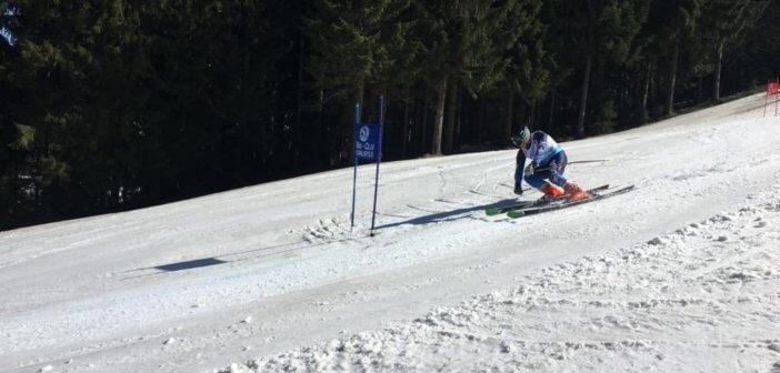 Andreas Günnel schließt Alpin-Saison mit Bestleistungen ab