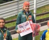 Deutsche Meisterin der Juniorinnen 2019 kommt aus Sachsen-Anhalt