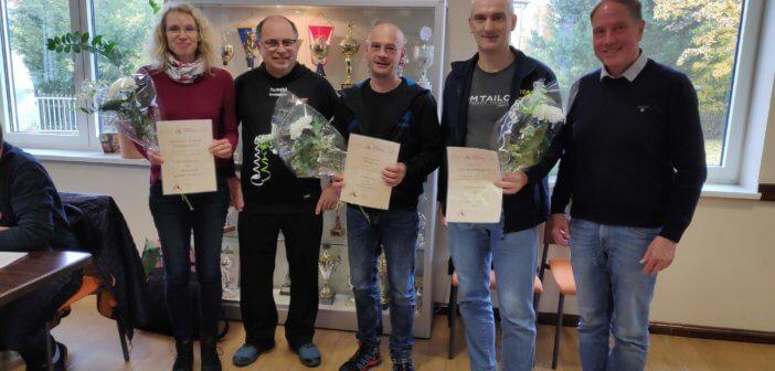 TSV Leuna, SFV Rothenburg und NSV Wernigerode ausgezeichnet