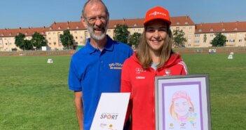 Josephin Laue und Jessica Löschke ins Juniorteam Sachsen-Anhalt berufen