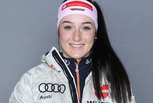 Jessica Löschke meistert Weltcup Debüt